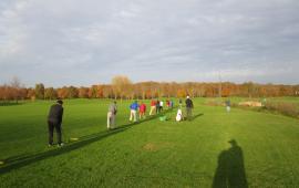 Fin de saison au golf d'Etiolles